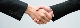 パートナー企業募集のイメージ